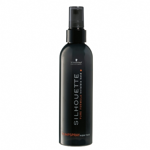 Schwarzkopf Silhouette Pure Super Hold Pump Spray